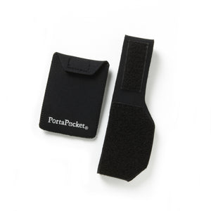 PortaPocket Essentials Kit  ~ wearable card holder wallet for ID/cards & more