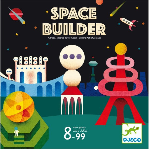 Space Builder Strategiespiel