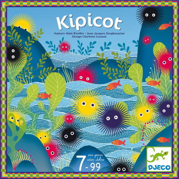 Kipicot Strategiespiel