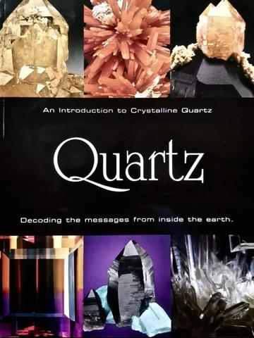 "Wholesale Box of ""QUARTZ An Introduction to Crystalline Quartz"" Books"