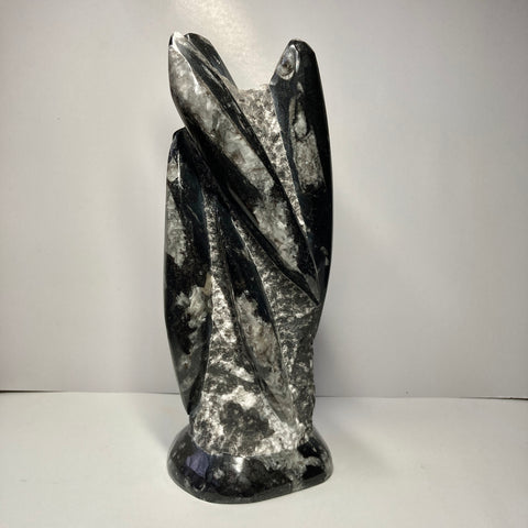 Orthoceras Sculpture