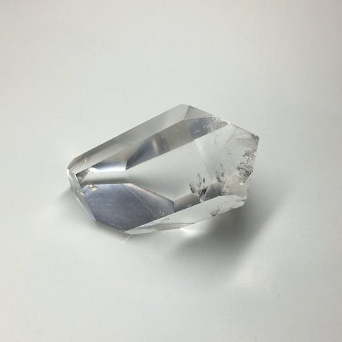Clear Quartz Double Terminated Point