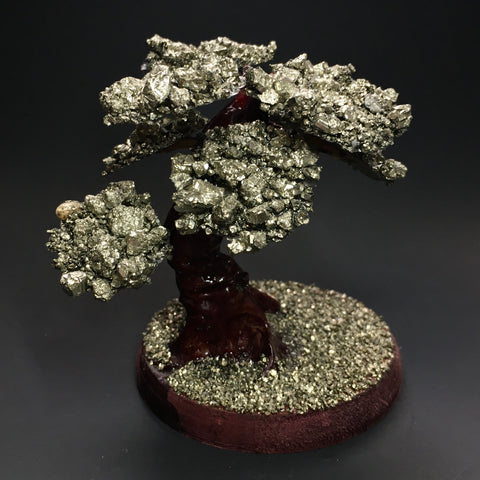 Small Pyrite Tree