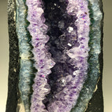 Miniature Amethyst Cathedral Geode