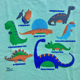 Dino Playland T-shirt, Youth