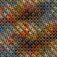 "Load image into Gallery viewer, COSMOS coordinate ""Shimmer"" Fabric by Jason Yenter for In The Beginning"