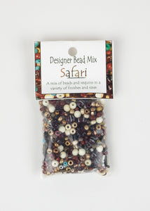 Bead Mix: Safari