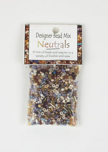 Bead Mix: Neutrals