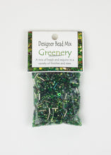 Load image into Gallery viewer, Bead Mix: Greenery