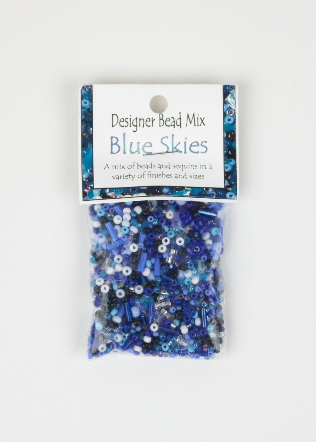 Bead Mix: Blue Skies