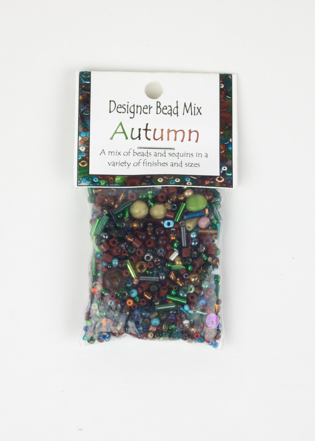 Bead Mix: Autumn