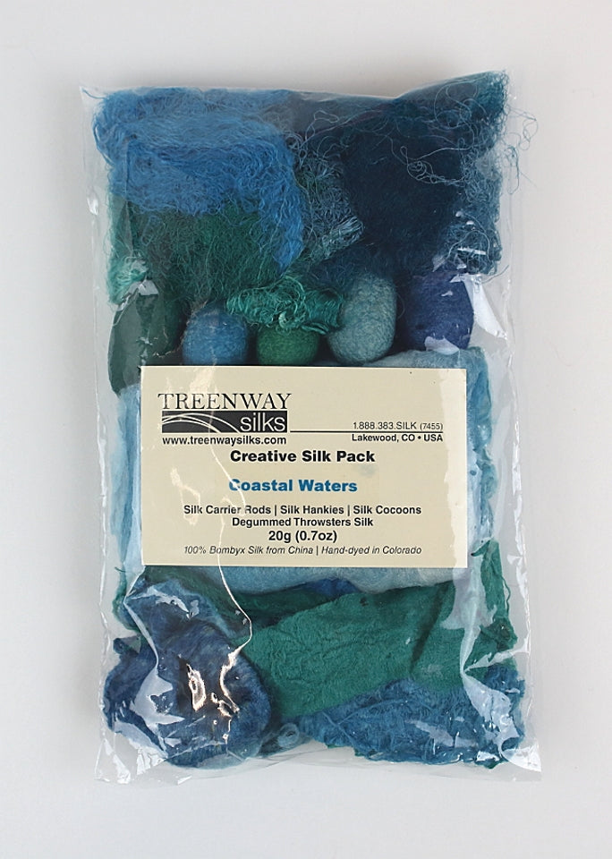 Creative Silk Pack - Coastal Waters