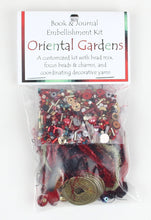 Load image into Gallery viewer, Oriental Gardens Embellishment Kit