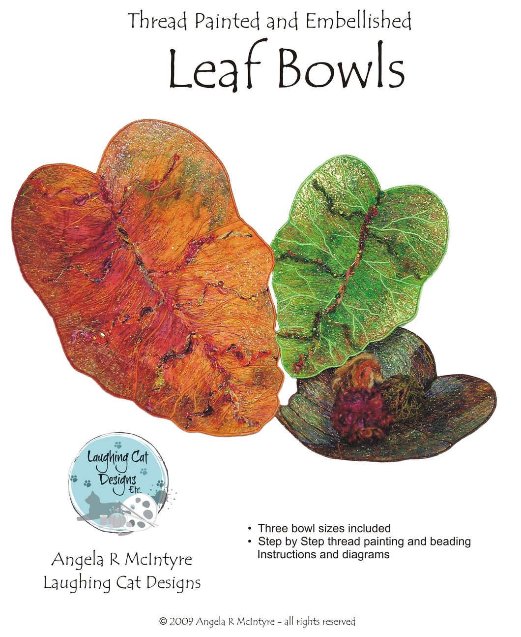 Leaf Bowl Pattern
