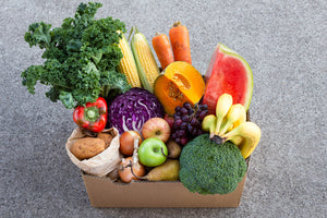 $60 Mixed Fruit and Vegetable Box