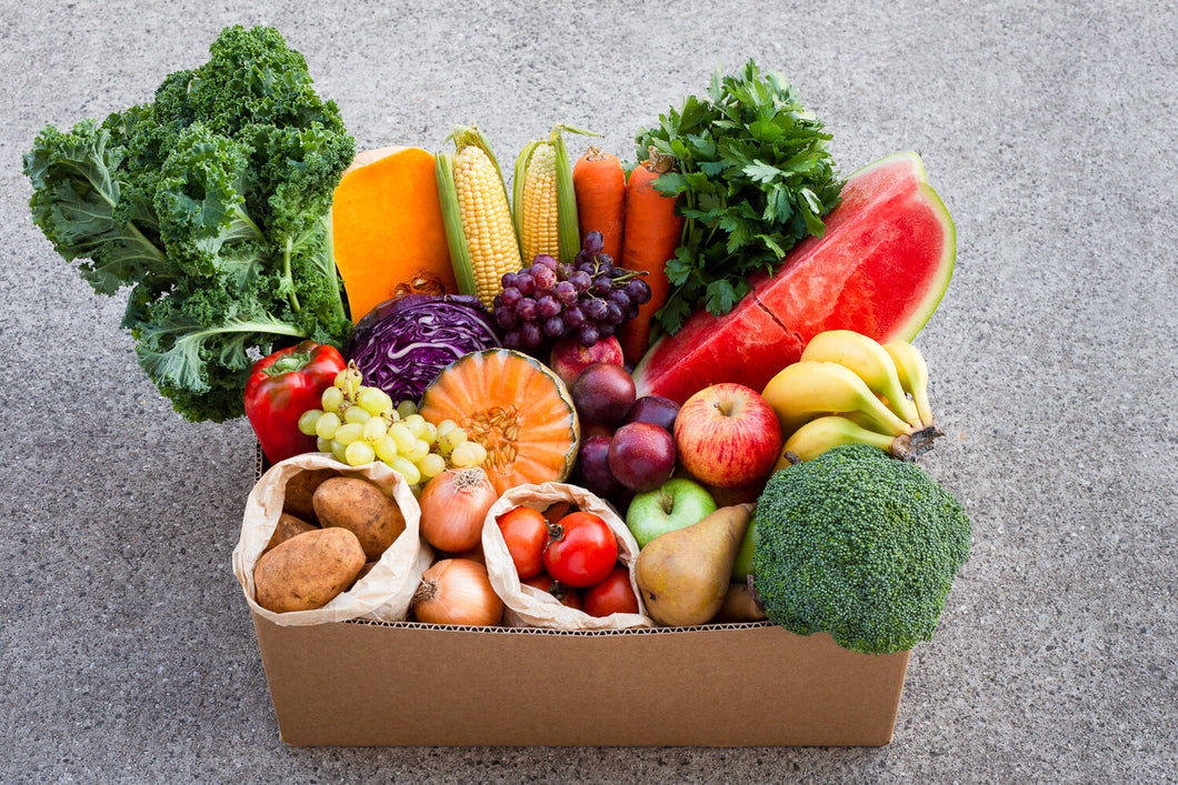 $80 Mixed Fruit and Vegetable Box