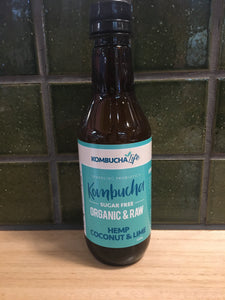 Kombucha Life Hemp Kombucha - Coconut & Lime 350ml