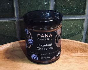 Pana Chocolate and Hazelnut Spread Organic 200g