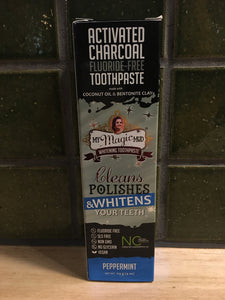 My Magic Mud Toothpaste Peppermint 113g