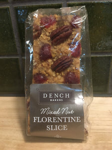 Dench Mixed Nut Florentine Slice 220g
