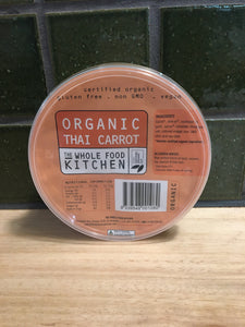 The Whole Food Kitchen Dip 200g Thai Carrot