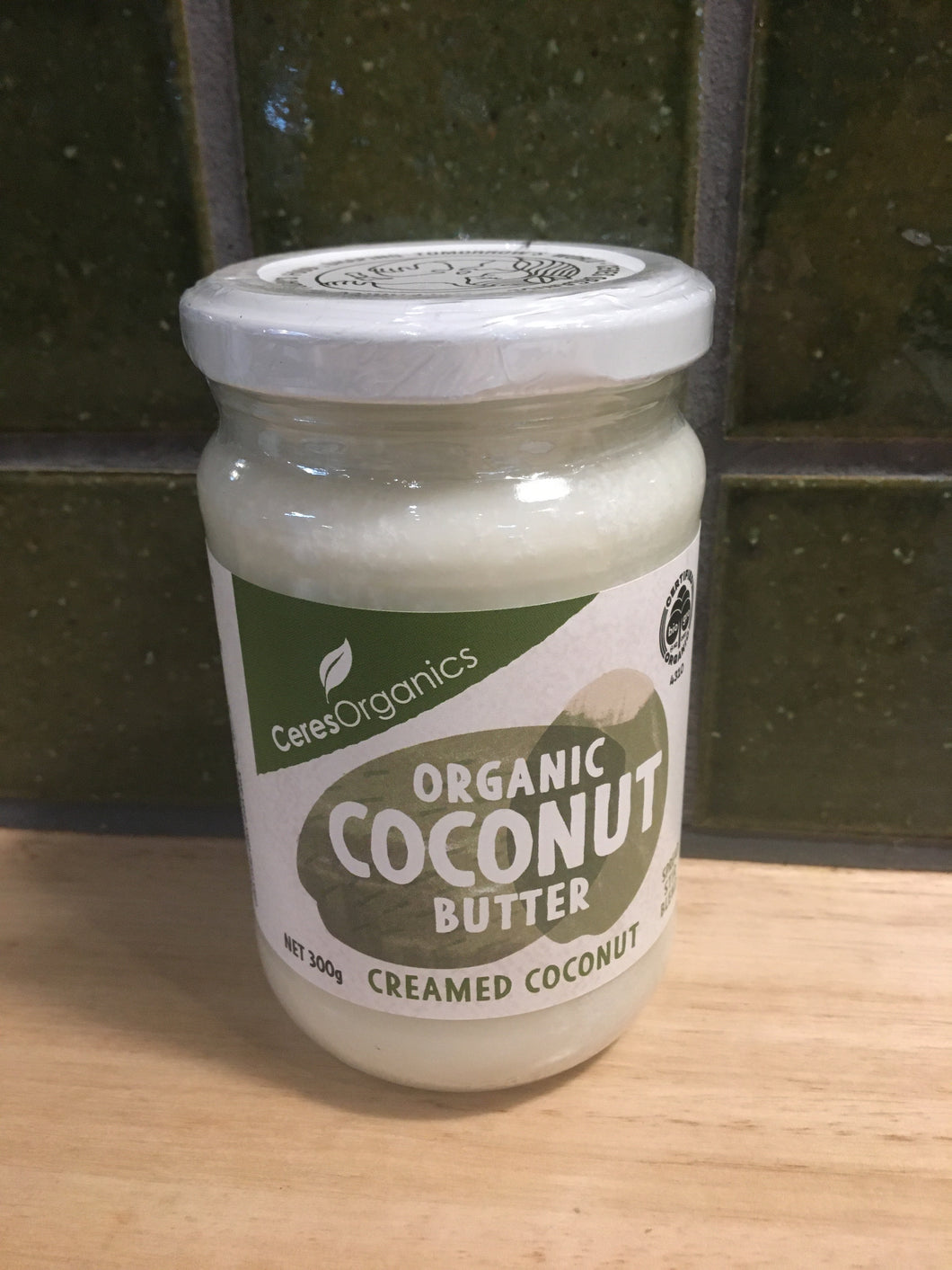 Ceres - Coconut Butter 300g