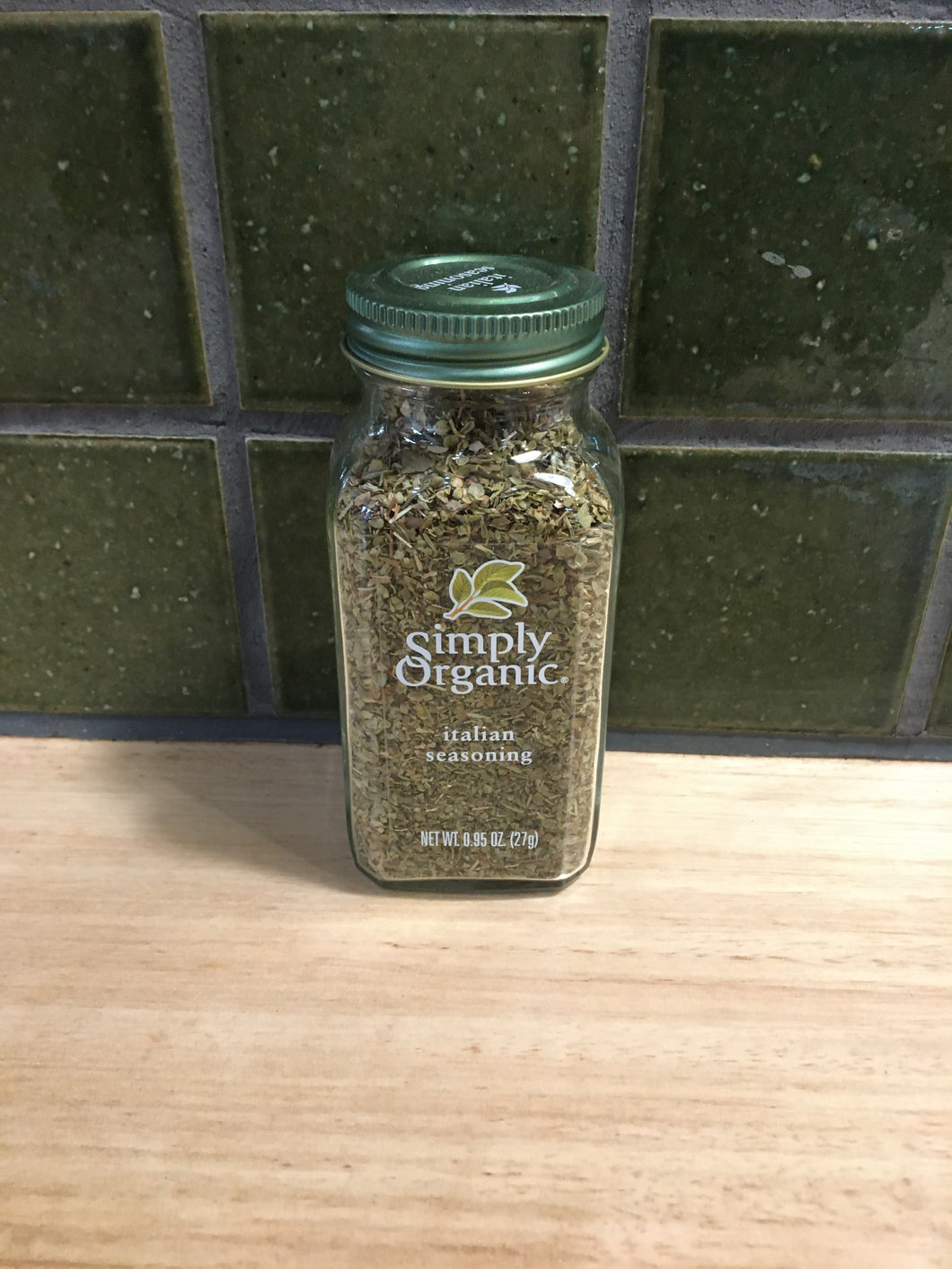 Simply Organic Italian Seasoning 27g