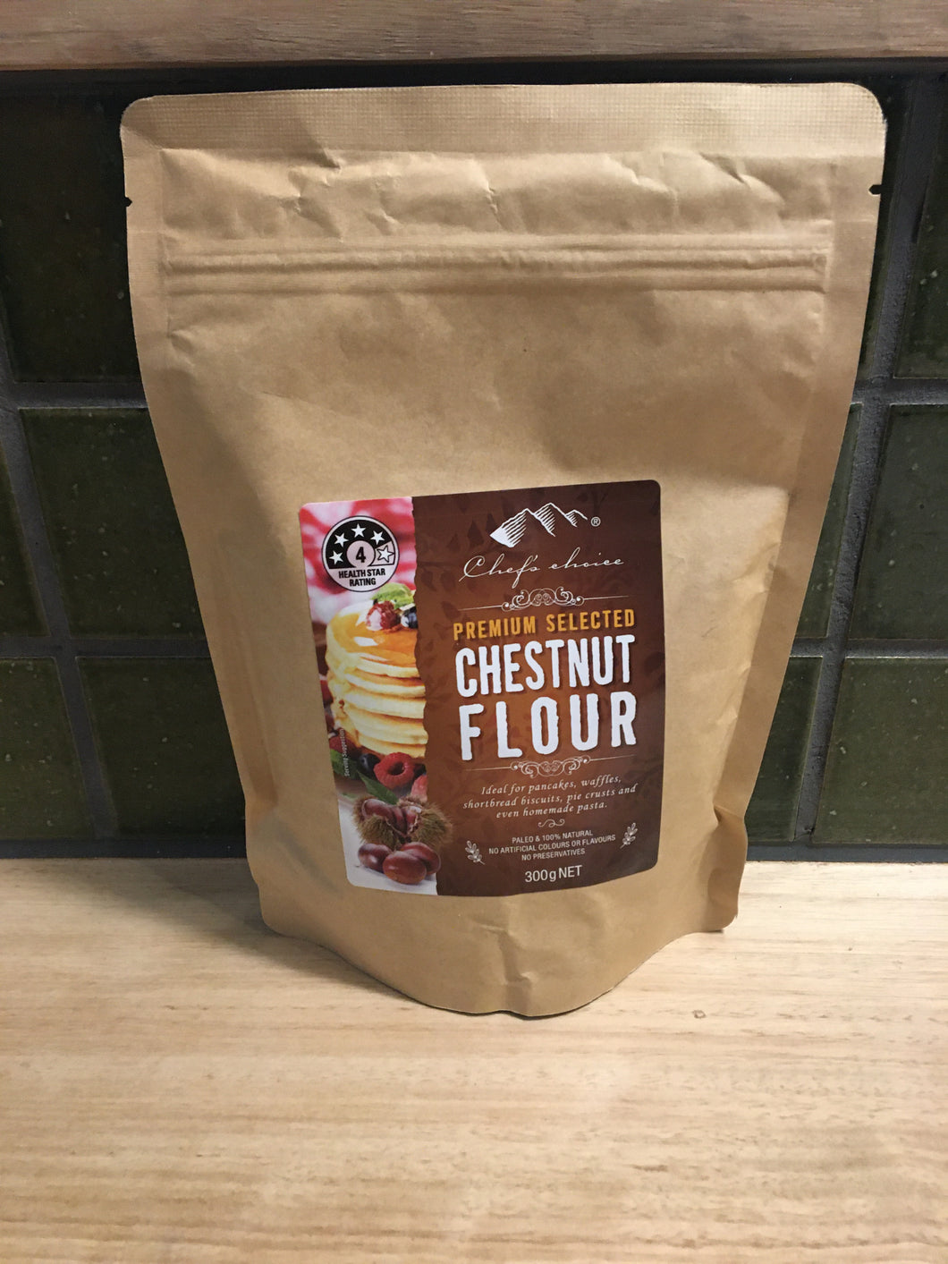 Chef's Choice Chestnut Flour 300g