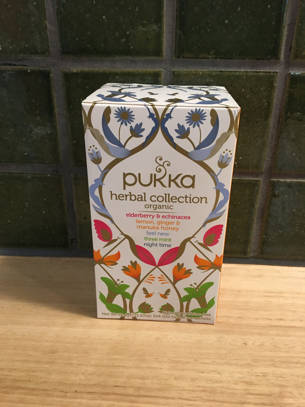 Pukka Tea 20pk Collections - Herbal Collection