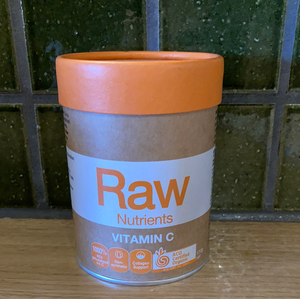 Amazonia Raw Probiotic Vitamin C 120g