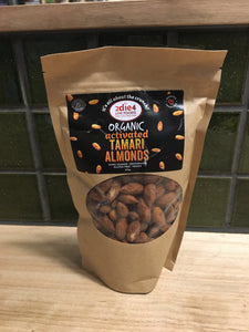 2die4 Activated Tamari Almonds 300g