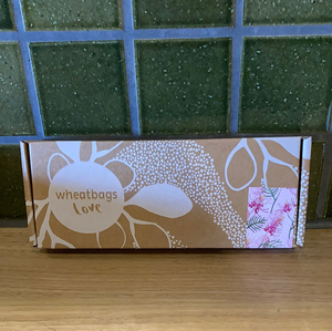 Wheatbags Love Sleep Gift Pack - Grevillea