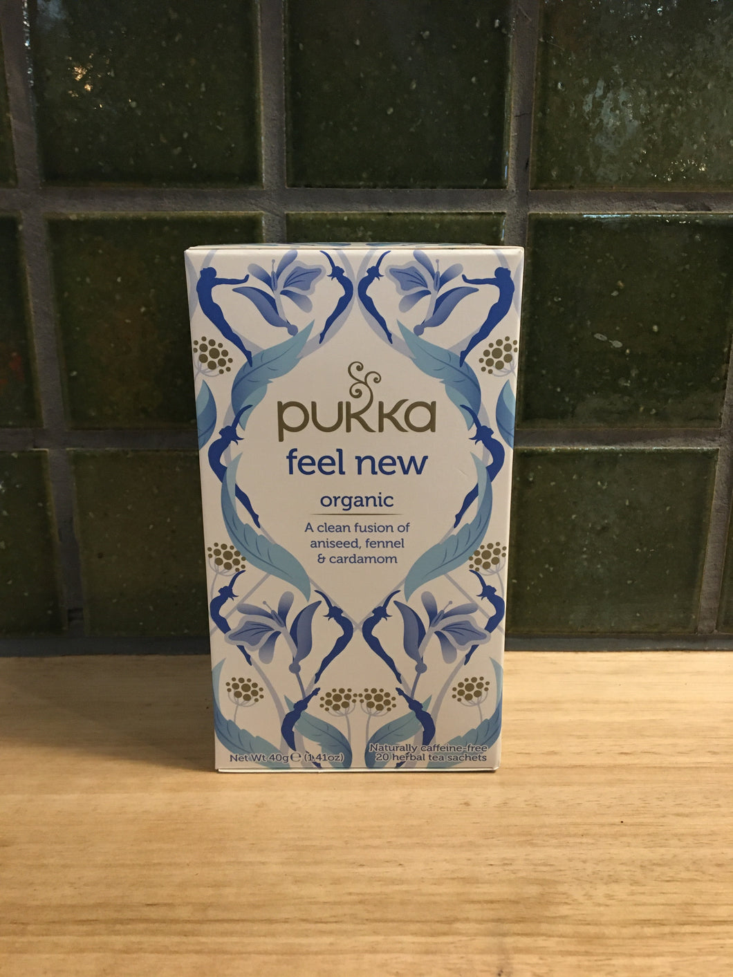 Pukka Tea 20pk Feel New