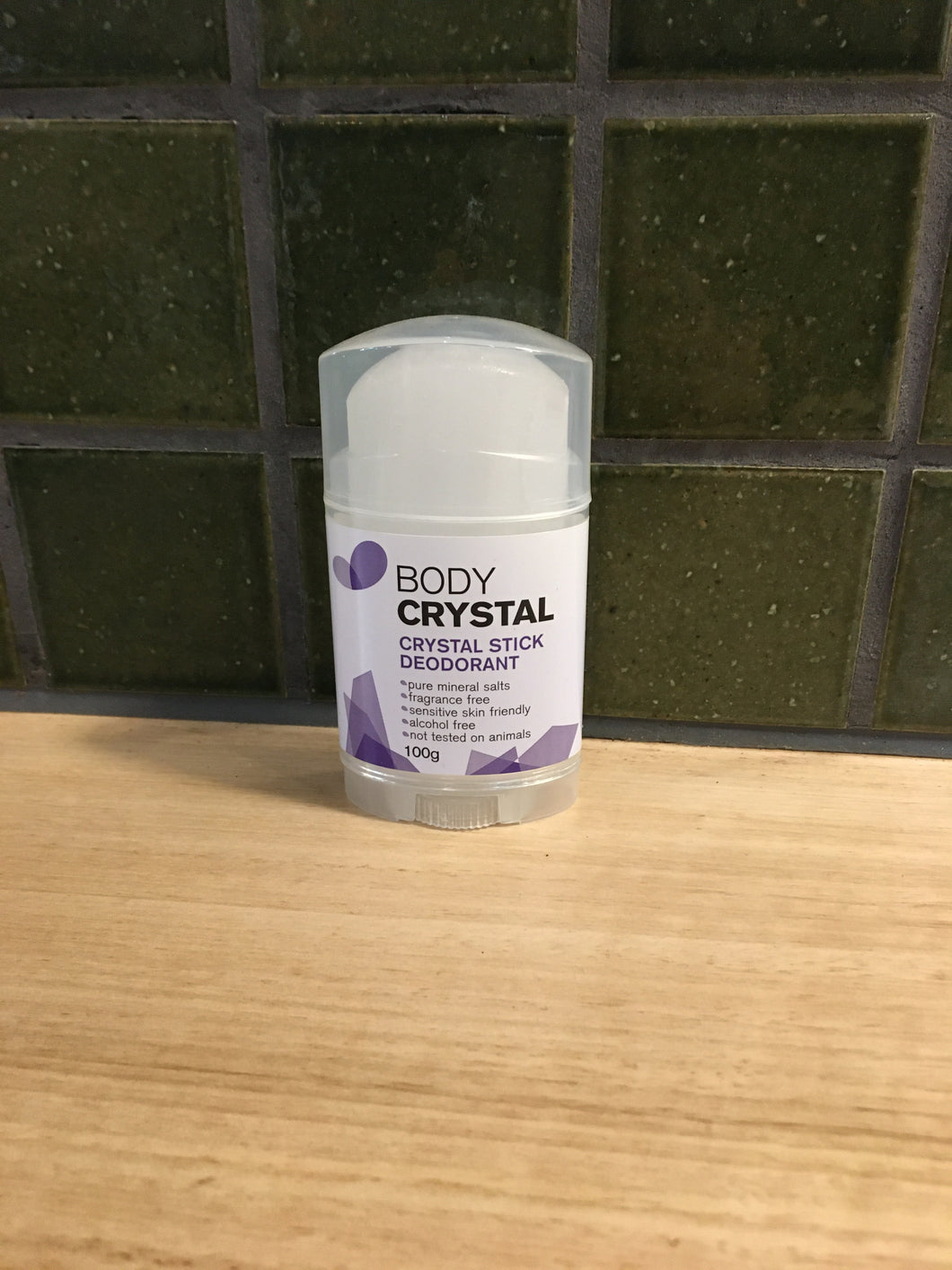 Body Crystal Stick Deodorant 100g