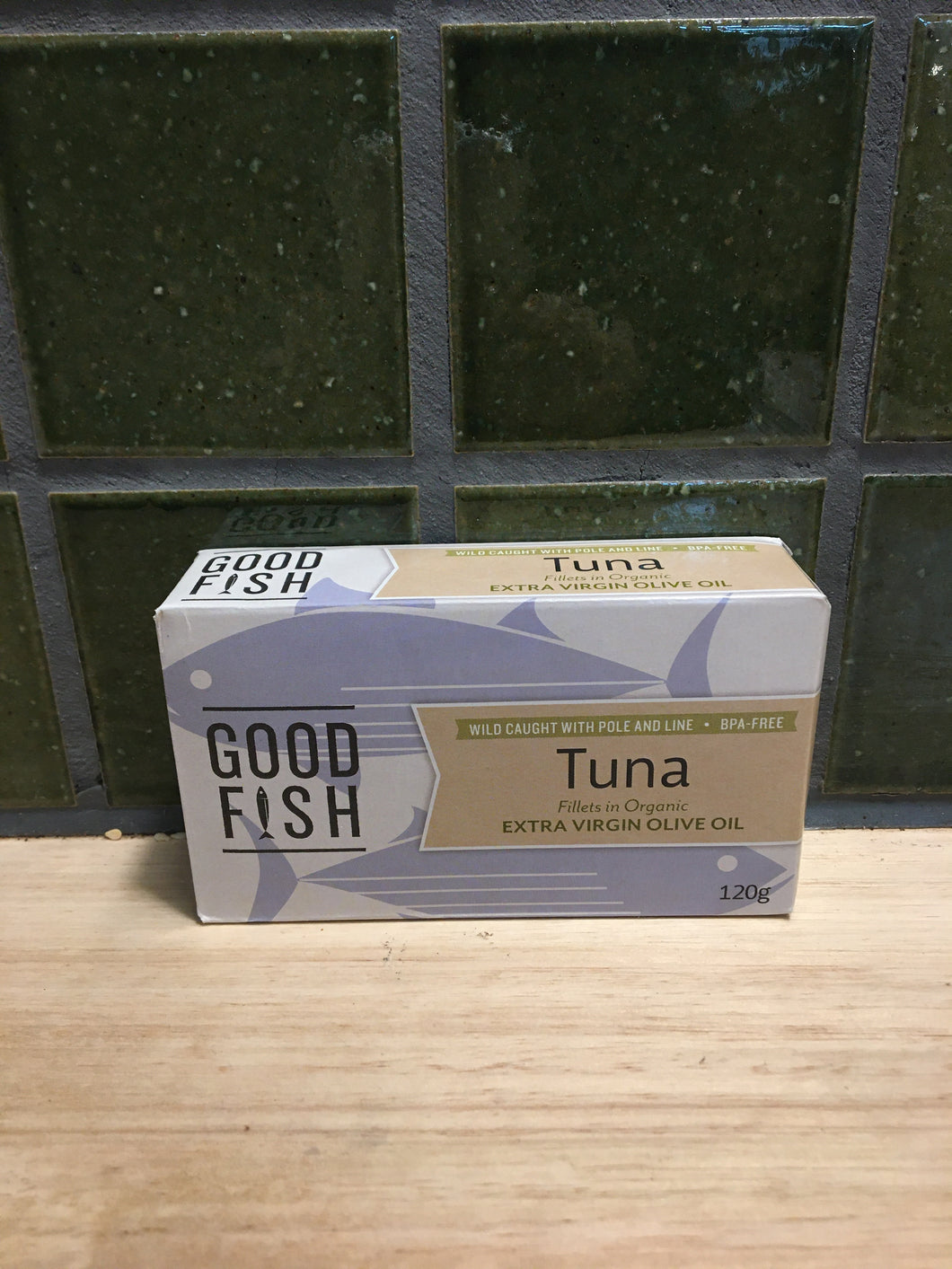 Good Fish Tin - Tuna in Olive Oil 125g