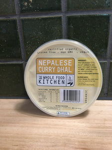 The Whole Food Kitchen Dip 200g Nepalese Curry Dahl