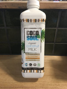 Cocosoul Coconut Milk 1250mL