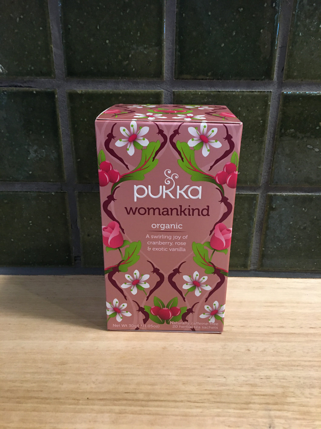 Pukka Tea 20pk Womankind