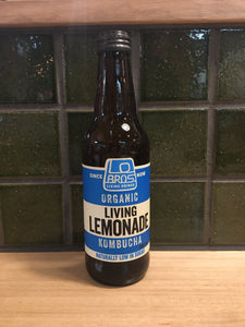Lo Bros Kombucha Living Lemonade 330mL