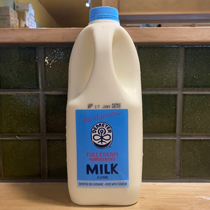 Demeter Milk Homogenised 2L