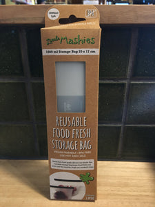 Little Mashies - Resuable Storage Bag 1L