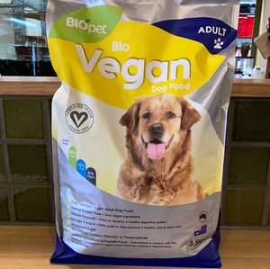Biopet Dog Food - Vegan 3.5kg