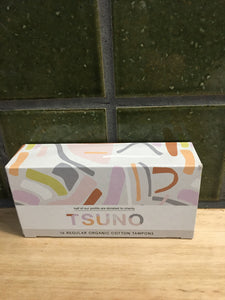 Tsuno - Tampons Cotton - Super 16pk