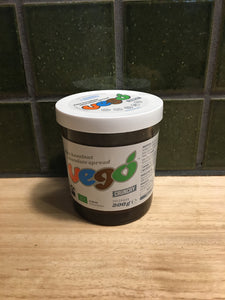Vego - Hazelnut Chocolate Spread - Crunchy 200g