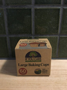 If You Care Large Baking Cups 60 Pcs