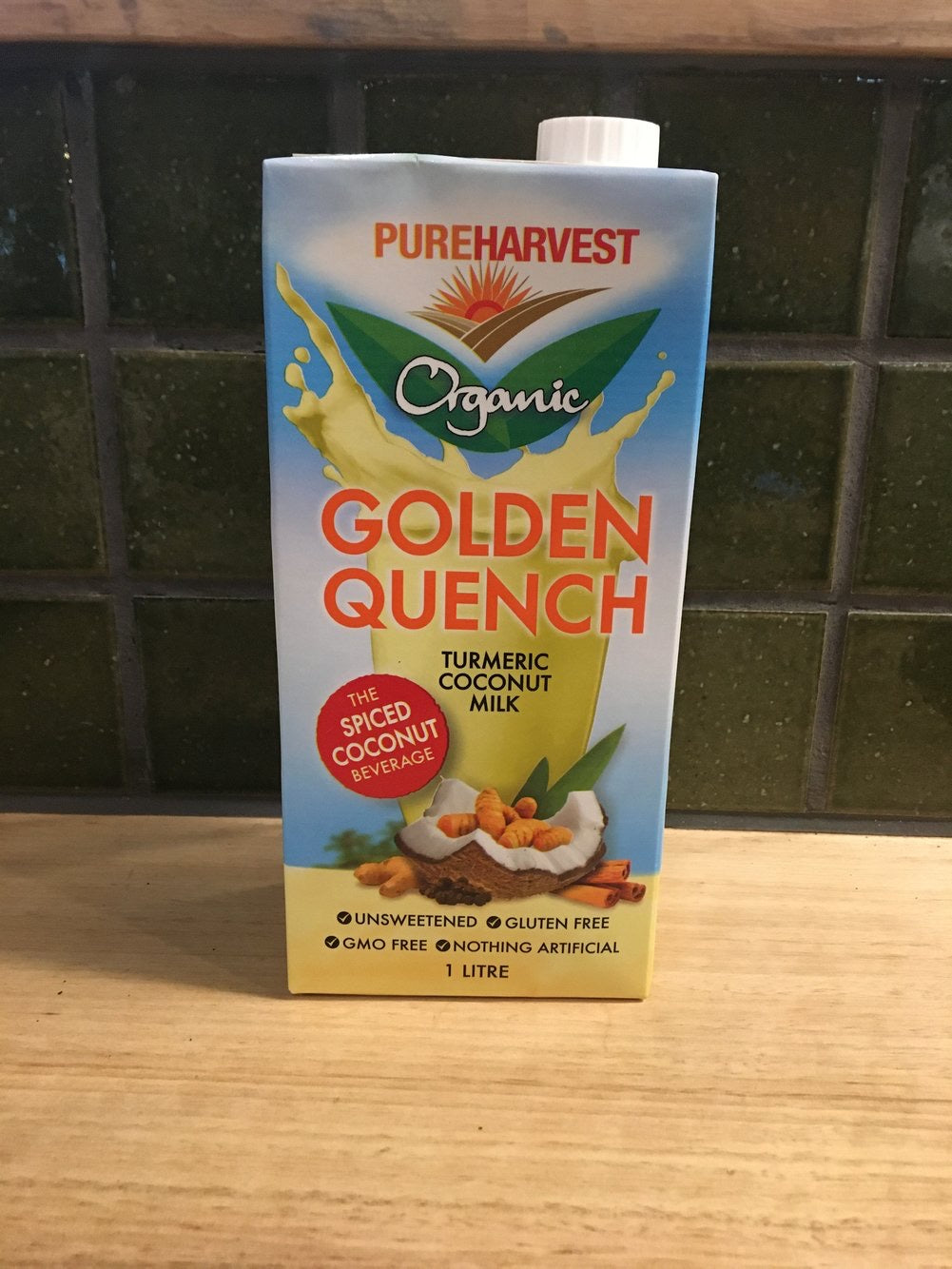 Pure Harvest Golden Quench 1L