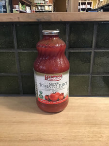 Lakewood Super Tomato Juice - Organic 946mL
