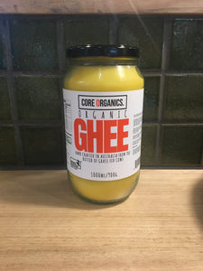 Core Organics Ghee 1000mL