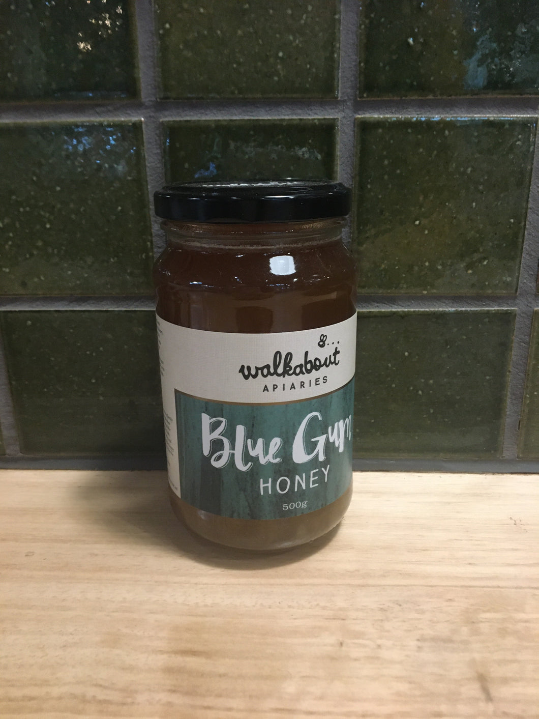 Walkabout Apiaries - Blue Gum 500g