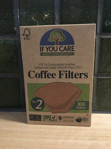 If You Care Coffee Filters 100 pk